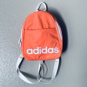 Adidas spell out small backpack